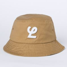 Lower Bucket Hat - Tan