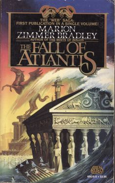 The Fall of Atlantis by Marion Zimmer Bradley (1987, Paperback)