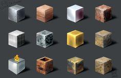 texture cubes- www.pinterest.com (2016)