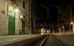 Bunyola train station