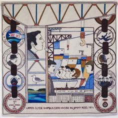Scottish Parliament, Textile Art, Scotland, Arts And Crafts, Tapestry, Stitching, Google Search, Embroidery, Hanging Tapestry