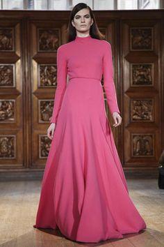 Emilia Wickstead Ready To Wear Fall Winter 2014 London - NOWFASHION