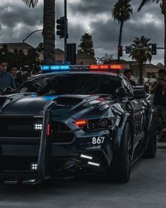 Barricade kingzwhips Photograph by jtaphoto ford mustang gt transformers Luxury Sports Cars, Best Luxury Cars, Sport Cars, Mustang Cars, Ford Mustang Gt, Ford Gt, Emergency Vehicles, Car Wheels, Police Cars