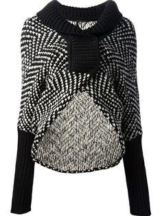 ERMANNO SCERVINO - ribbed sweater 6