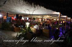rideau de camouflage blanc NATYDECO en vente sur http://www.natydecocorse.com