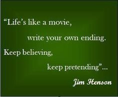Write your own ending.
