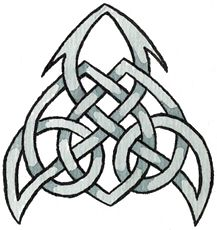 Celtic Knots: Arrow by Froda-Stoney
