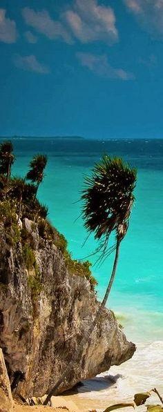 Tulum, Mexico uno de los lugares mas hermosos del mundo <3