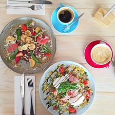 What's your go-to cafe in Canberra for a healthy and delicious meal? Instagrammer @rachiperera shared image from @localpresscafe on the Kingston Foreshore known for its cold pressed juices and a wholefood-based menu. #visitcanberra ‪#restaurantaustralia‬