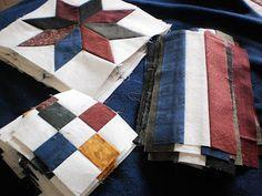 Quilt, Knit, Run, Sew: Lemoyne Star Quilt