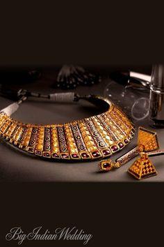 Tanishq Bridal jewellery   Jewellery   Bigindianwedding