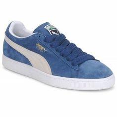 puma suede classic + enseign blue http://www.identy-shop.com/shoes-homme/3434-skate-shoes-puma-suede-classic-ensign-blue.html
