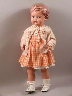 Bear Doll, Vintage Dolls, Harajuku, Nostalgia, Memories, Retro, Style, Fashion, Antique Dolls
