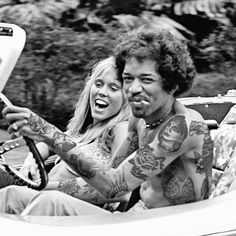 JIMI the tats are shopped on obviously but an interesting image