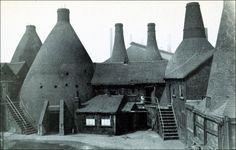 Bottle kilns.. link to great blog