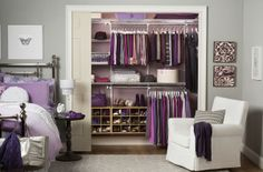 kitchendesign… Rubbermaid Configurations Closet Kits are what I need to organize my closet!