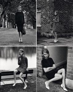 60s inspiration // @Emily Madden