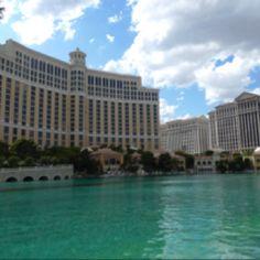 Bellagio in Vegas