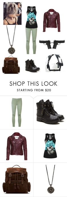 """supernatural 3"" by cindy-morton on Polyvore featuring Joe's Jeans, VIPARO, Caliber, WithChic, Dr. Martens and Stephen Webster"