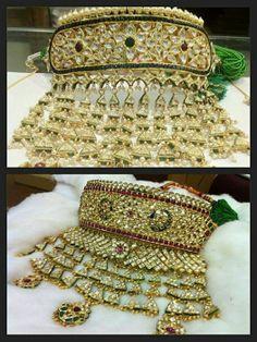 Aad - Rajput jewellery