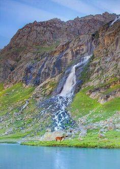 Mir Malik Valley, Astore, Pakistan.