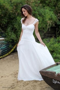 Marie Laporte 2016 Wedding Dress #wedding #dresses #bridal #gown #dress