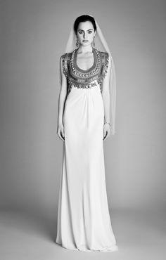deveria ser um vestido de noiva
