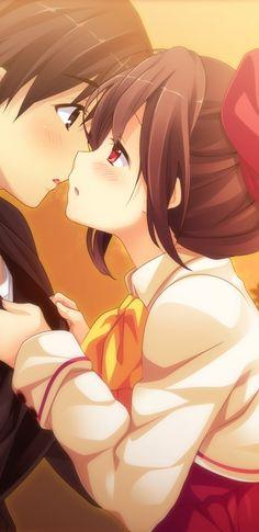 anime-couple-romance-sunset.jpg (1440×2960)
