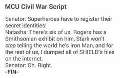 """This issue with the ideas for the third film.   22 Pictures That Only Fans Of """"The Avengers"""" Will Find Funny"""