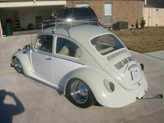 VW Bug Wide Fenders | Image may have been reduced in size. Click image to view fullscreen.