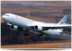 Air Canada - Boeing 767-300