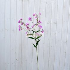 Fiore artificiale gipsofila spray rosa