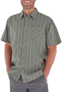 Royal Robbins Stinson Stripe Shirt - Men's - Free Shipping at REI.com