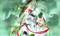Crunchyroll ofrecerá el anime de TV de The Ancient Magus Bride