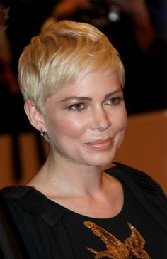 Short Pixie Hair Style Look By Michelle Williams