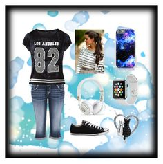 Untitled #26 by stray-arrow on Polyvore featuring polyvore, fashion, style, maurices, Converse, Samsung and clothing