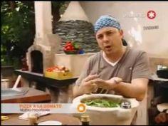 (2) Pizza a la Donato hoy Pizza a la Parrilla Capitulo 03 - YouTube