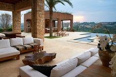 Luxe décontracté dans une maison de campagne à São Paulo par l'architecte Deborah Roig
