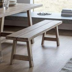 Gallery Direct Kielder Oak Dining Bench