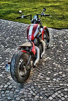 Honda VT 600 #1 | Bobber Poland Blog