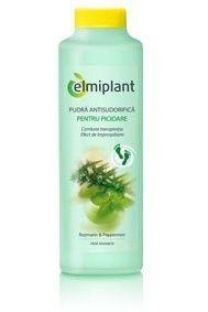Elmiplant Antiperspirant Foot Powder Foot Powder, Shampoo, Personal Care, Bottle, Places, Personal Hygiene, Flask, Lugares