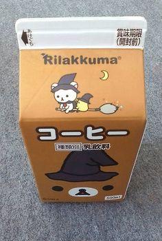 Rilakkuma Halloween coffee | Flickr (≧∇≦)