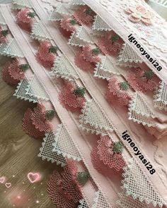 Easy-to-Order Needle Lace Models Crochet Flower Tutorial, Crochet Flowers, Stitch Crochet, Knit Crochet, Baby Knitting Patterns, Viking Tattoo Design, Sunflower Tattoo Design, Needle Lace, Lace Making