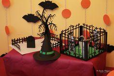 Decoración halloween: Cementerio