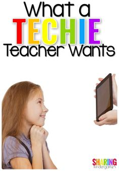 What a Techie Teache