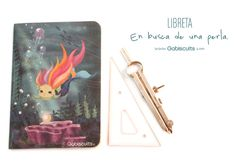 Gabiscuits pocket notebook available @ kichink