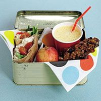 Healthy lunchboxes for... adults