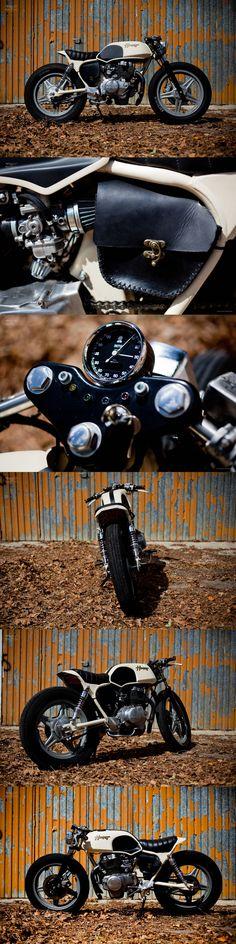 ...Honda CB250 Superdream by OEM