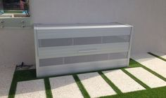 Aluminium Slat Privacy Screens Landscape Design Brisbane