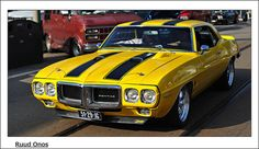 Firebird 1969 By Ruud Onos/mine was a 1967 convertible without the stripes:)